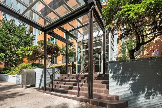 1400 Hubbell Place #306, Seattle, WA 98101 (#1806301) :: Alchemy Real Estate