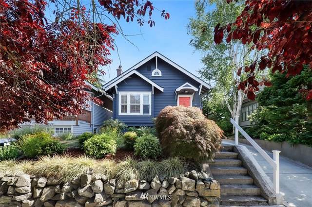 131 N 76th Street, Seattle, WA 98103 (#1806318) :: Stan Giske