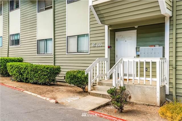 220 SW Clark Street B203, Issaquah, WA 98027 (#1806374) :: Keller Williams Realty