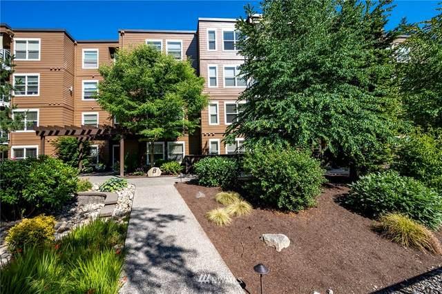 22910 90th Avenue W B301, Edmonds, WA 98026 (#1806405) :: Keller Williams Realty