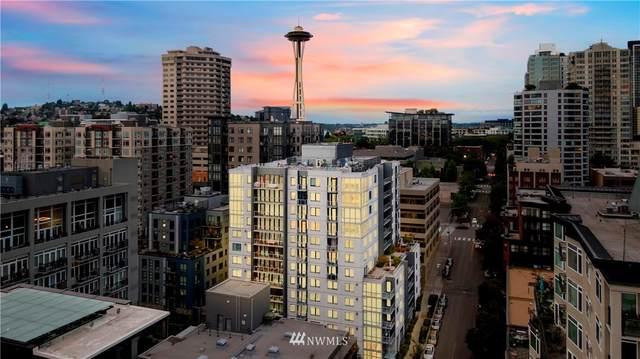 81 Clay Street #626, Seattle, WA 98121 (#1806417) :: Simmi Real Estate
