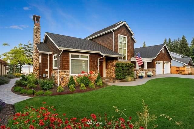 150 Livingston Bay Road, Camano Island, WA 98282 (#1806428) :: Better Properties Real Estate