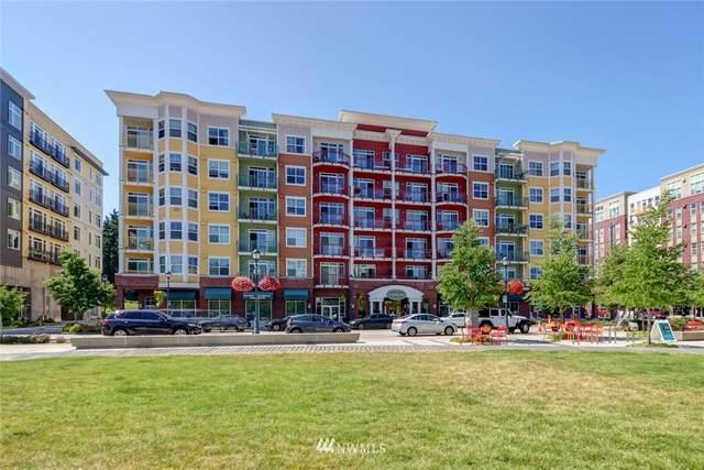 16141 Cleveland Street #401, Redmond, WA 98052 (#1806490) :: Lucas Pinto Real Estate Group