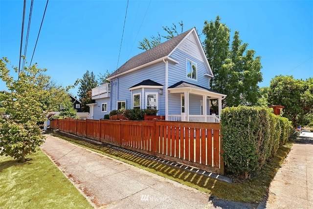902 24th Avenue S, Seattle, WA 98114 (#1806570) :: Tribeca NW Real Estate