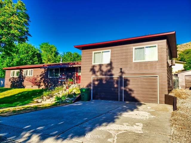 705 Walnut Street, Coulee Dam, WA 99116 (#1806639) :: NW Homeseekers