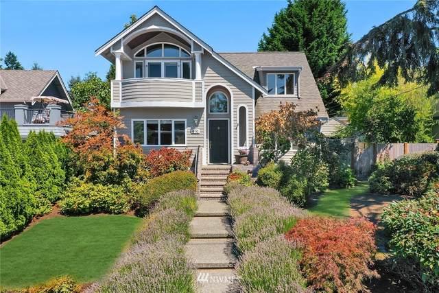 610 13th Avenue W, Kirkland, WA 98033 (#1806642) :: Better Properties Real Estate