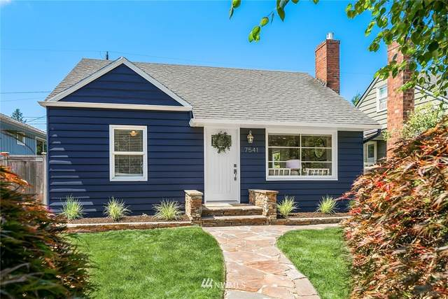 7541 23rd Ave NW, Seattle, WA 98117 (#1806653) :: Keller Williams Realty