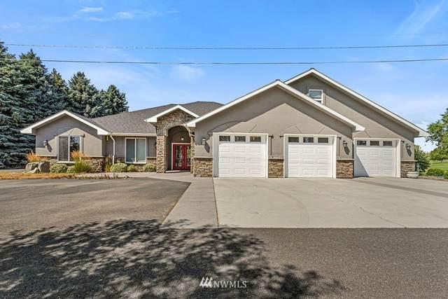 1217 NE Fairway Drive NE, Moses Lake, WA 98837 (#1806844) :: Alchemy Real Estate