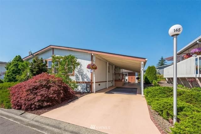 1427 100th Street SW #145, Everett, WA 98204 (#1806883) :: Better Properties Real Estate