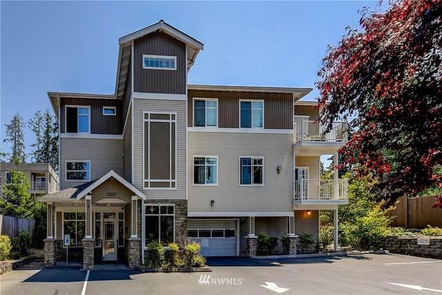 20028 15th Avenue NE #110, Shoreline, WA 98155 (#1807140) :: Better Properties Real Estate