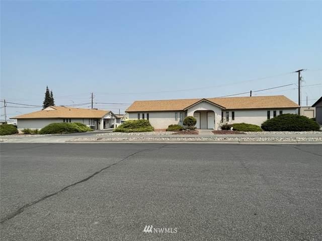 1211 E Wheeler, Moses Lake, WA 98837 (MLS #1807158) :: Nick McLean Real Estate Group