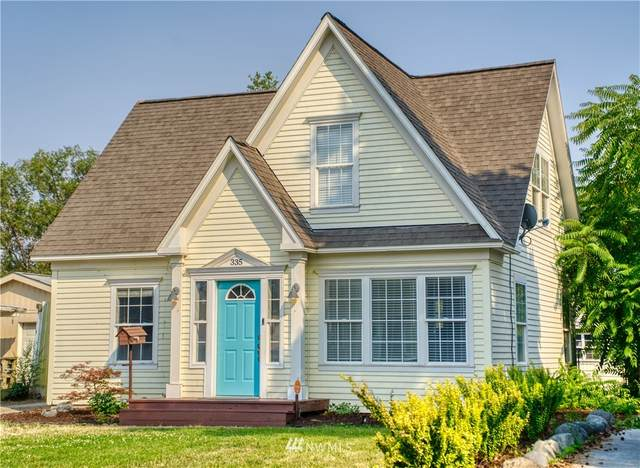 335 N Mattson Drive, Moses Lake, WA 98837 (#1807231) :: Northwest Home Team Realty, LLC