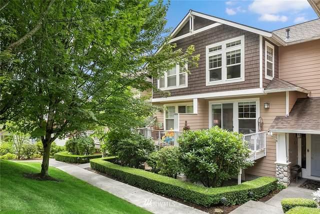 12188 NE 24th Street #105, Bellevue, WA 98005 (#1807296) :: Shook Home Group