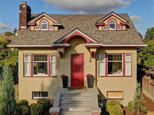 6313 5th Avenue NE, Seattle, WA 98115 (#1807317) :: Pickett Street Properties