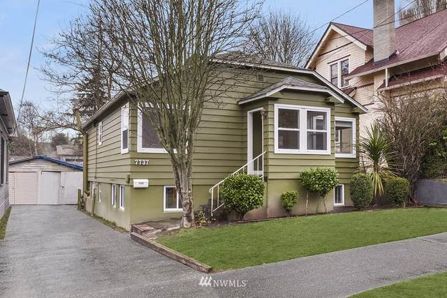 7737 Sunnyside Avenue N, Seattle, WA 98103 (#1807332) :: Lucas Pinto Real Estate Group