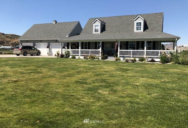 180 N Star Rd, Brewster, WA 98812 (#1807505) :: Pacific Partners @ Greene Realty