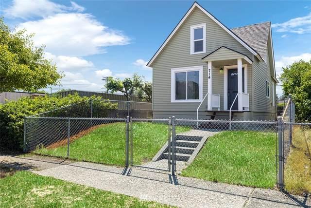 714 E Harrison Street, Tacoma, WA 98404 (#1807530) :: NW Homeseekers