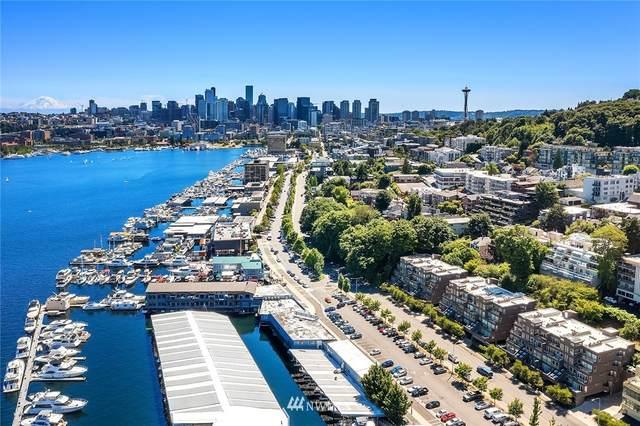 2101 Westlake Avenue N #101, Seattle, WA 98109 (#1807621) :: Lucas Pinto Real Estate Group