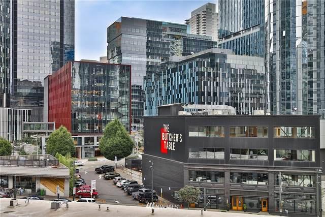 900 Lenora Street W305, Seattle, WA 98121 (#1807645) :: Front Street Realty