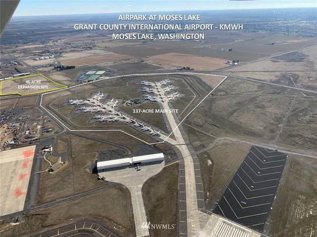 0 Airpark 33, Moses Lake, WA 98837 (#1807663) :: Keller Williams Western Realty