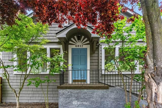 4812 Aurora Avenue N, Seattle, WA 98103 (#1807784) :: The Snow Group