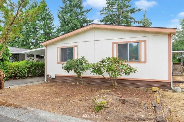 18425 NE 95th Street #35, Redmond, WA 98052 (#1807826) :: Icon Real Estate Group