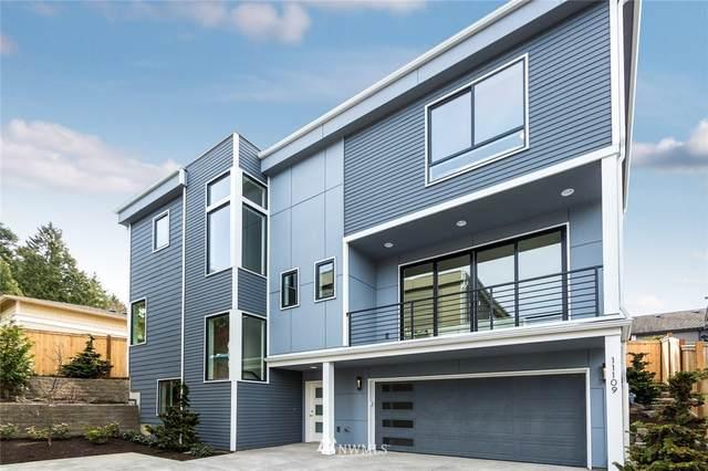 11109 NE 68th Street #3, Kirkland, WA 98033 (#1807887) :: Tribeca NW Real Estate