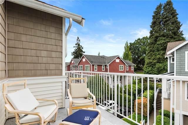 2840 SW Raymond Street #303, Seattle, WA 98126 (#1807978) :: Pickett Street Properties