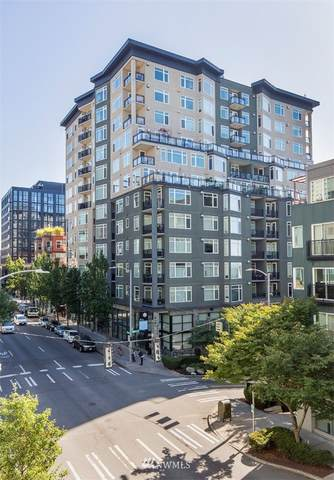 2607 Western Avenue #1106, Seattle, WA 98121 (#1808018) :: Ben Kinney Real Estate Team