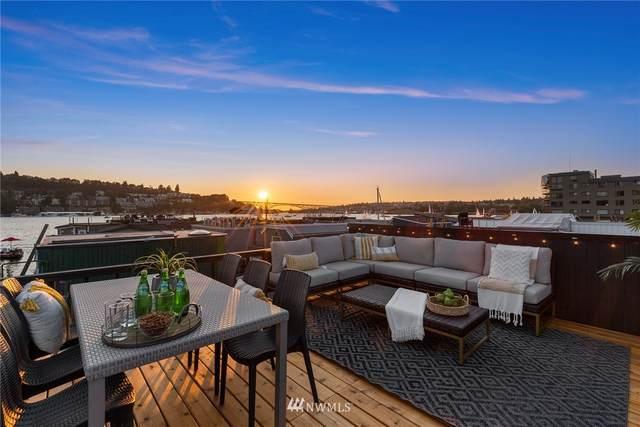 2219 Fairview Avenue E #5, Seattle, WA 98102 (#1808151) :: Alchemy Real Estate