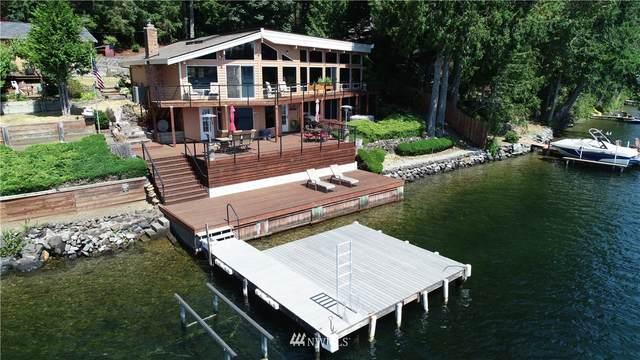 1490 E Mason Lake Drive W, Grapeview, WA 98546 (#1808247) :: Keller Williams Western Realty