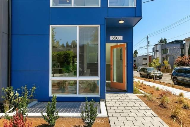 8500 30th Avenue NW, Seattle, WA 98117 (#1808430) :: Ben Kinney Real Estate Team