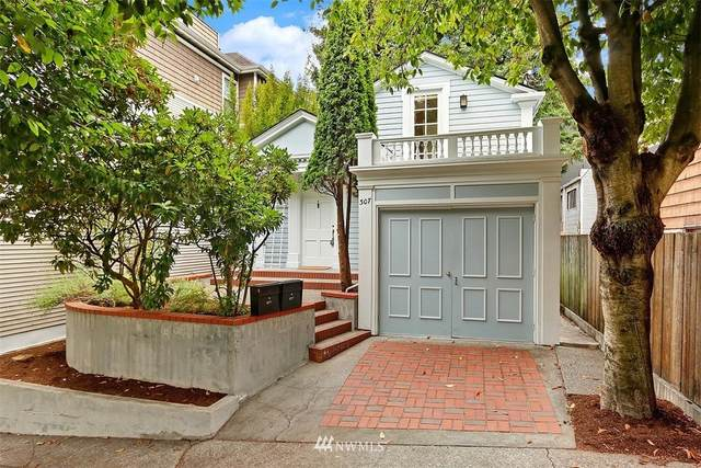 307 N 77th Street, Seattle, WA 98103 (#1808504) :: Lucas Pinto Real Estate Group