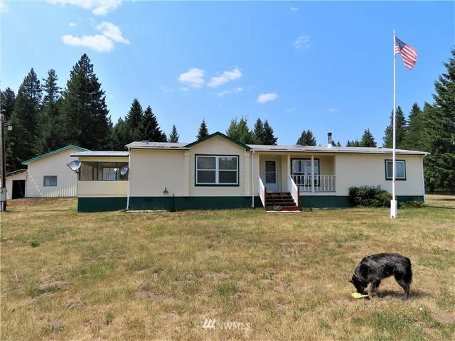 731 Trout Creek Road, Republic, WA 99166 (#1808516) :: Ben Kinney Real Estate Team