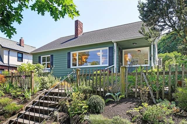 641 NW 80th Street, Seattle, WA 98117 (#1808539) :: Ben Kinney Real Estate Team