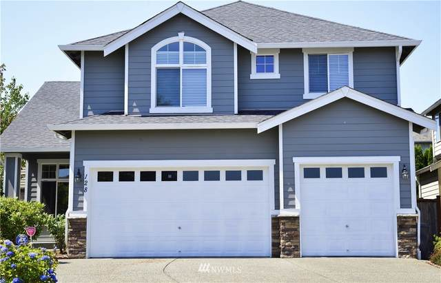 128 SW 211TH Place, Bothell, WA 98021 (#1808557) :: Lucas Pinto Real Estate Group