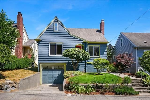 7036 8th Avenue NW, Seattle, WA 98117 (#1808558) :: Ben Kinney Real Estate Team