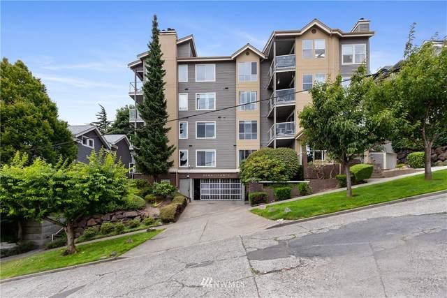 1011 5th Avenue N #202, Seattle, WA 98109 (#1808708) :: Keller Williams Realty