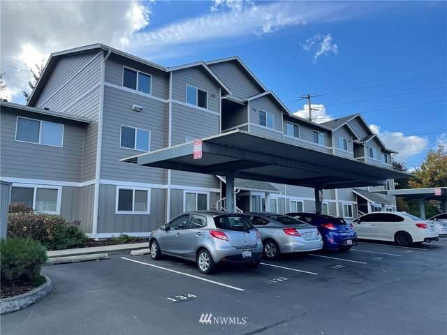 1691 SW Mulberry Place F201, Oak Harbor, WA 98277 (#1808725) :: Ben Kinney Real Estate Team