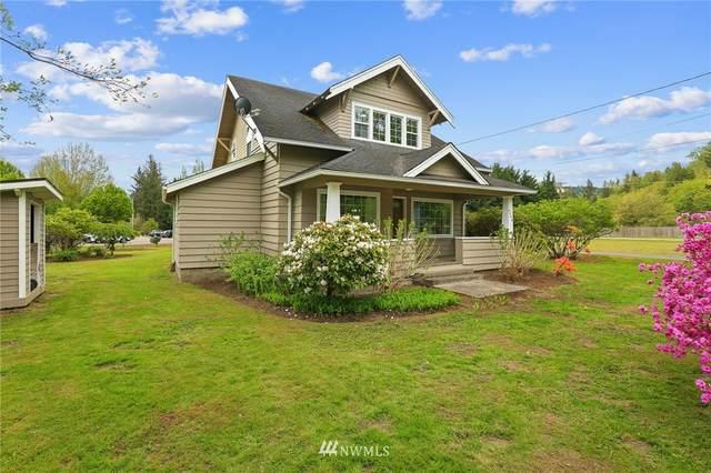 4440 Preston Fall City Rd SE, Fall City, WA 98024 (#1808818) :: Better Properties Real Estate