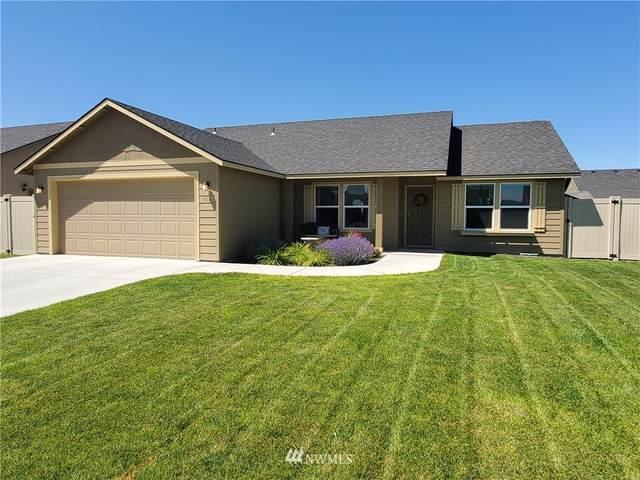 814 S Wilder St, Moses Lake, WA 98837 (#1808885) :: Ben Kinney Real Estate Team
