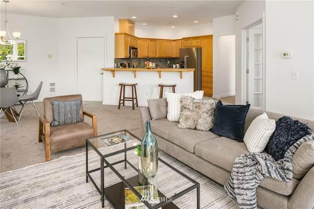 7715 Fairway Avenue SE #201, Snoqualmie, WA 98065 (#1808893) :: Ben Kinney Real Estate Team