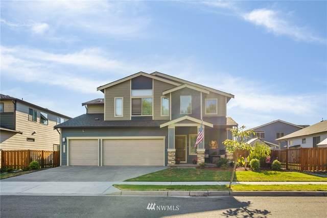 387 Partlon Street, Buckley, WA 98321 (#1809001) :: Ben Kinney Real Estate Team