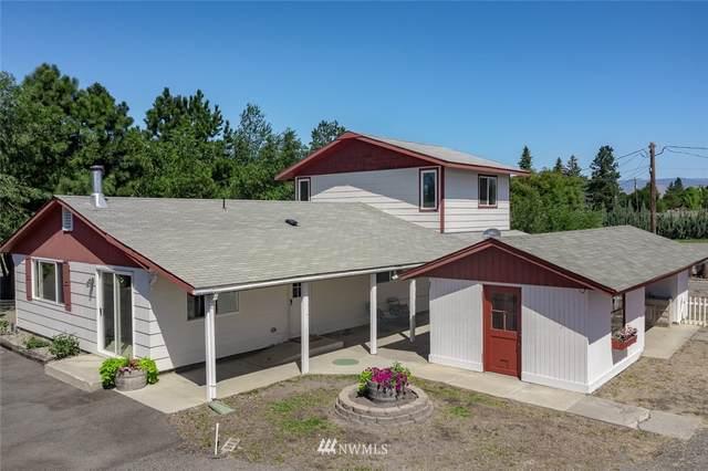 1240 Wilson Creek Road, Ellensburg, WA 98926 (#1809003) :: Alchemy Real Estate
