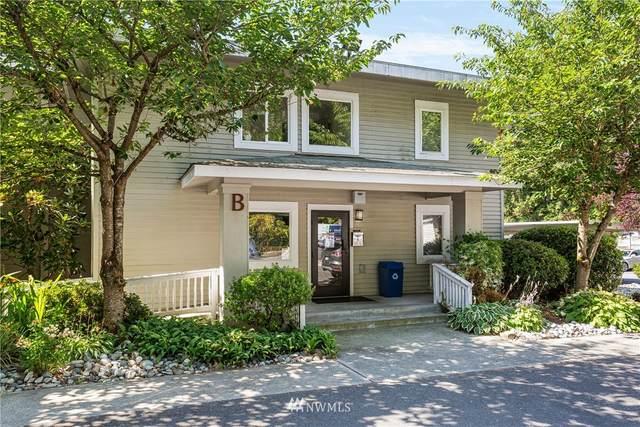 831 126th Place NE B105, Bellevue, WA 98005 (#1809072) :: Better Properties Real Estate