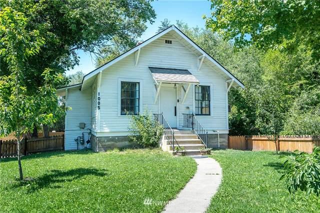 1005 N Water Street, Ellensburg, WA 98926 (#1809085) :: Ben Kinney Real Estate Team