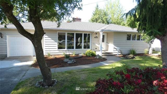 421 Madison Street, Everett, WA 98203 (#1809090) :: Lucas Pinto Real Estate Group