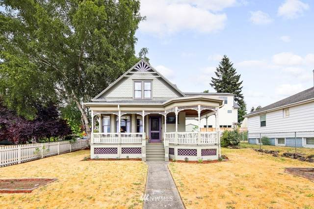 1016 NW 65th Street, Seattle, WA 98117 (#1809164) :: Ben Kinney Real Estate Team