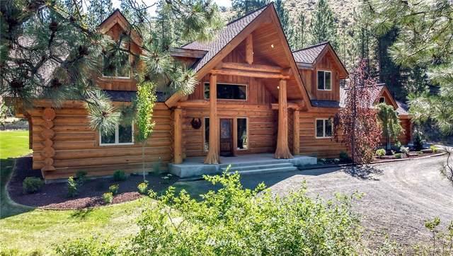 8192 Secret Canyon Road, Ellensburg, WA 98926 (#1809165) :: The Kendra Todd Group at Keller Williams