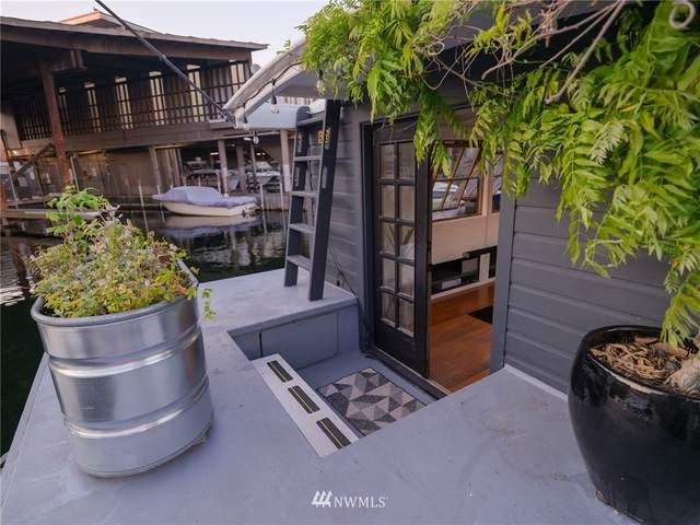 1080 W Ewing Place E1, Seattle, WA 98119 (#1809191) :: Lucas Pinto Real Estate Group